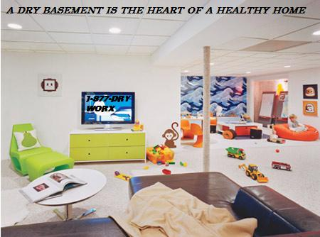 top quality basement waterproofing